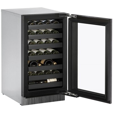 31 Bottle 3000 Series Single Zone Built-in Wine Cellar