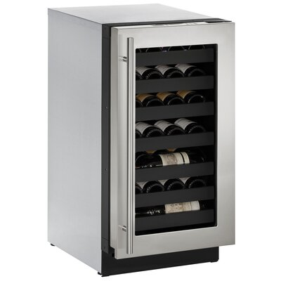 31 Bottle Wine Captain Single Zone Built-in Wine Cooler