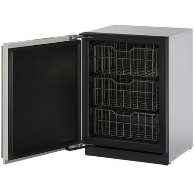 3000 Series Left-Hand Integrated 4.5 cu. ft. Upright Freezer