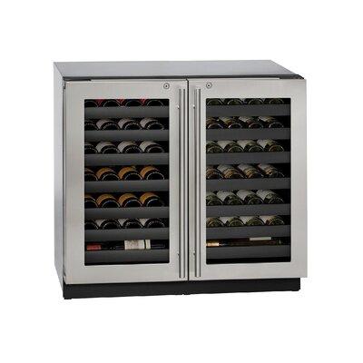 62 Bottle 3000 Series Dual Zone Built-in Wine Cellar