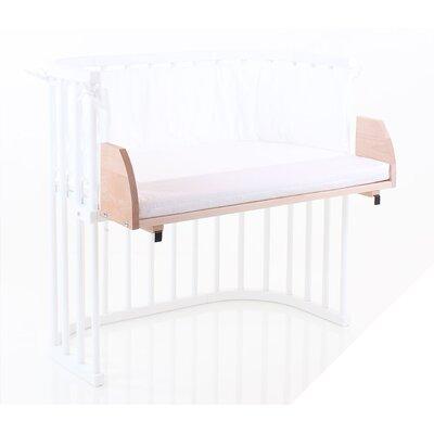 BabyBay Verlängerungsseite mit Matratzenteil für Babybetten Original