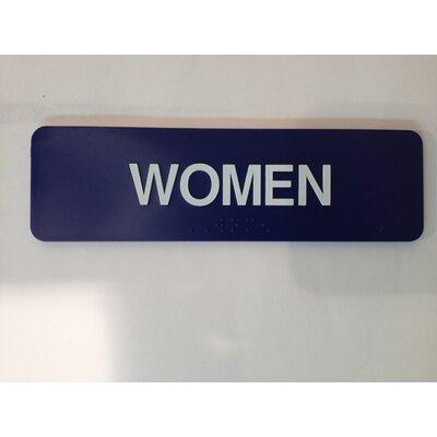 Women's Sign