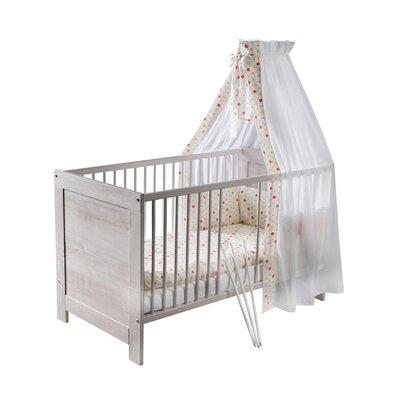 Schardt 3-in-1 umwandelbares Babybett Nordic