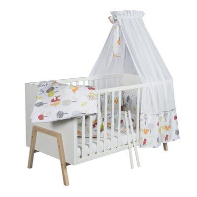 Schardt Umwandelbares Kinderbett Holly