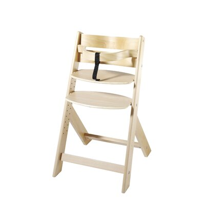 Schardt Höhenverstellbarer Treppenhochstuhl Domino