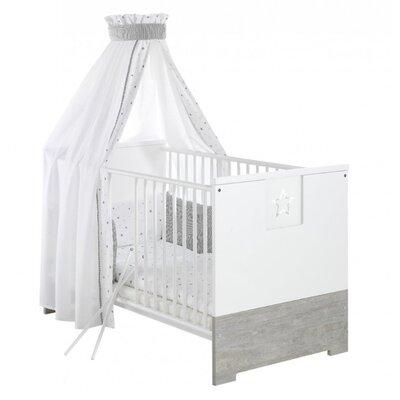 Schardt 4-tlg. Babybettwäsche-Set