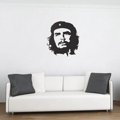 The Binary Box Che Guevara Wall Sticker
