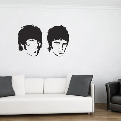 The Binary Box Oasis Wall Stickers