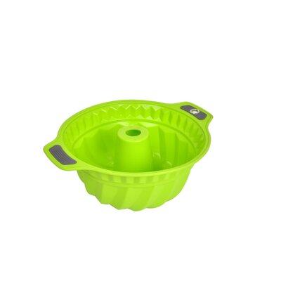 Non-Stick Bundt Pan Color: Green