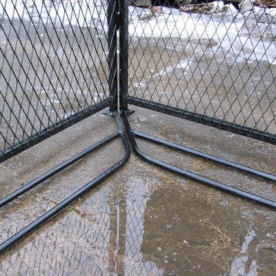 "Allie Yard Kennel Digging Prevention System Size: 0.5"" H x 96"" W x 168"" L"