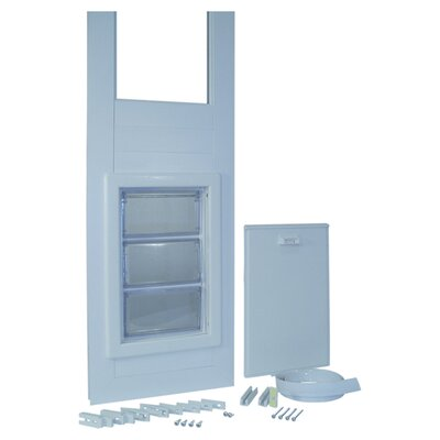 """Newton Medium Pet Door Size: 94"""""""
