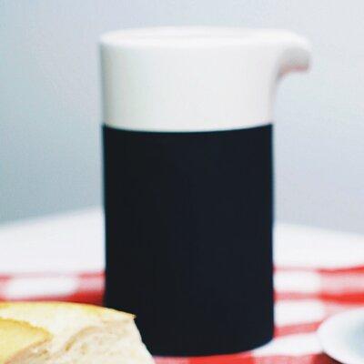 White Line Naturally Cooling Ceramic 13.53 oz. Carafe