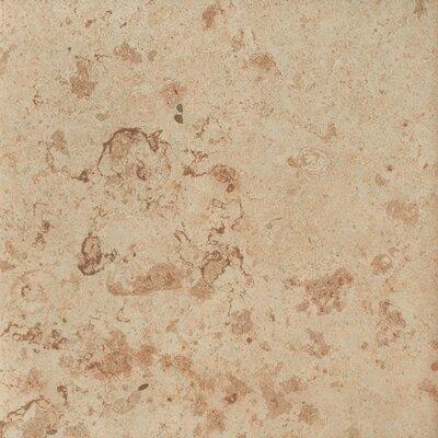 """Samson Jura 16.75"""" x 16.75"""" Porcelain Field Tile in Gold"""