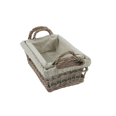 Chairworks 2 Piece Nesting Vegetable Basket Set