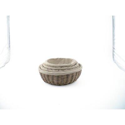 Chairworks 4 Piece Nesting Bread Basket Set