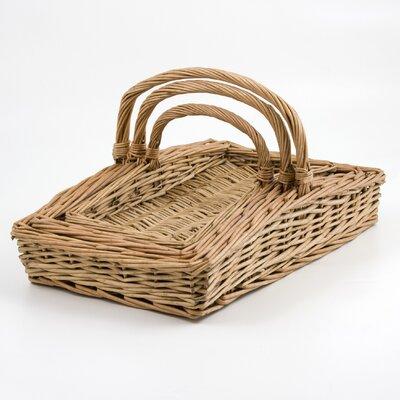 Chairworks 3 Piece Nesting Flower Basket Set