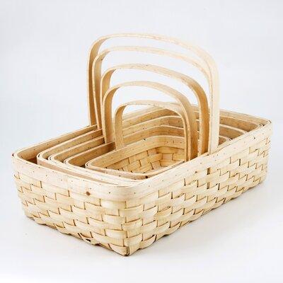 Chairworks 5 Piece Nesting Basket Set