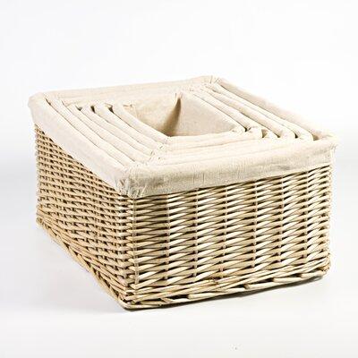 Chairworks 6 Piece Nesting Newspaper Storage Set