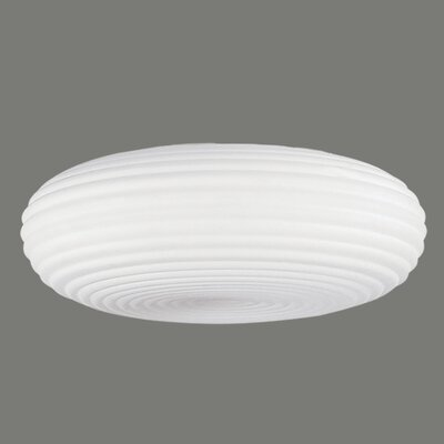 ACB Iluminacion Adil 3 Light Flush Ceiling Light