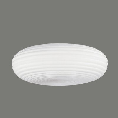 ACB Iluminacion Adil 2 Light Flush Ceiling Light