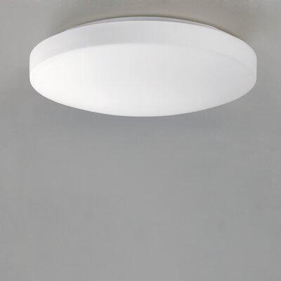 ACB Iluminacion Moon 2 Light Flush Ceiling Light