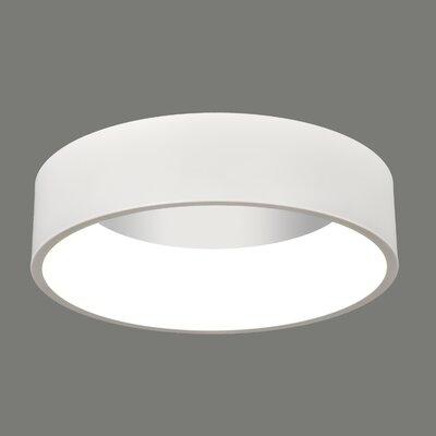ACB Iluminacion Dilga 1 Light Flush Ceiling Light
