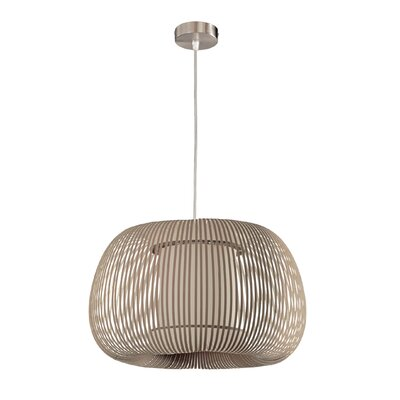 ACB Iluminacion 1 Light Globe Pendant