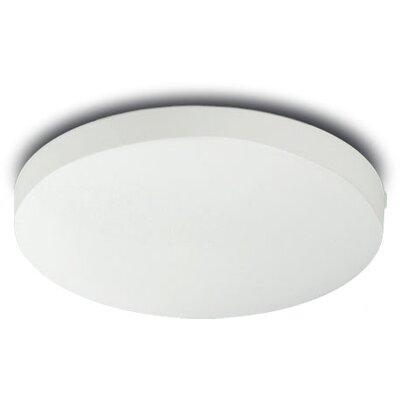 ACB Iluminacion 1 Light Flush Ceiling Light