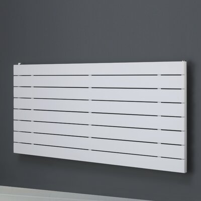 Eucotherm Mars Flat Panel Horizontal Single Panel Radiator