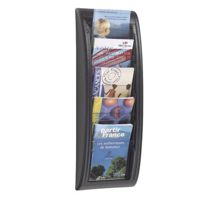 Easy Office Wall Mounted Magazine Rack