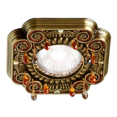Fede Firenze Crystal Deluxe Palace Downlight