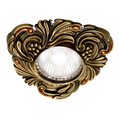 Fede Chianti Crystal Deluxe Palace 7cm Downlight