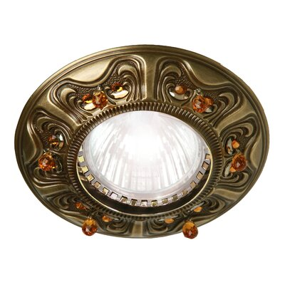 Fede Siena Crystal Deluxe Palace 7cm Downlight