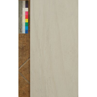 "Purestone 12"" x 24"" Porcelain Wood Look/Field Tile in Bianco"
