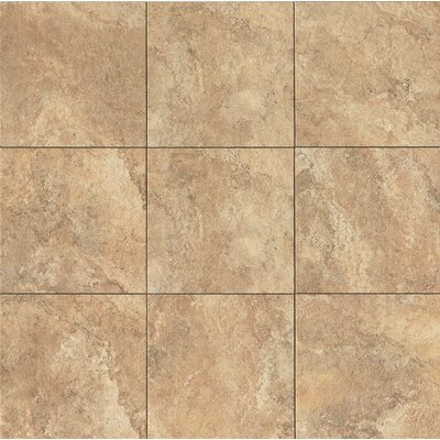 "Forg 13"" x 13"" Porcelain Field Tile in Beige"
