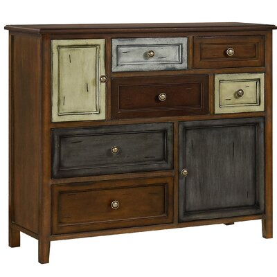 Amdt 6 Drawers Accent Cabinet