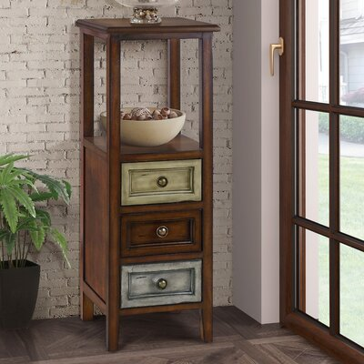 Amdt 3 Drawers Accent Chest