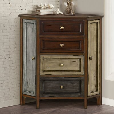 Amdt 4 Drawers Accent Cabinet