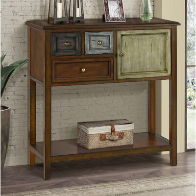 Amdt 3 Drawers Accent Cabinet