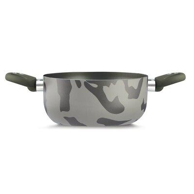 """Army Sauce Pan Size: Diameter: 9.5"""""""