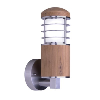Garden Zone Poole 1 Light Outdoor Sconce