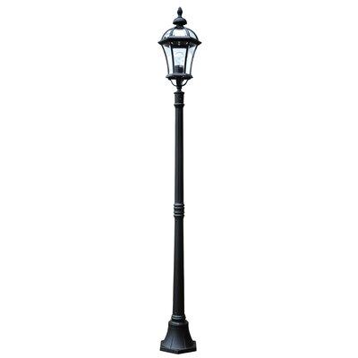 Garden Zone Ledbury 1 Light 192.4cm Post Lantern Set
