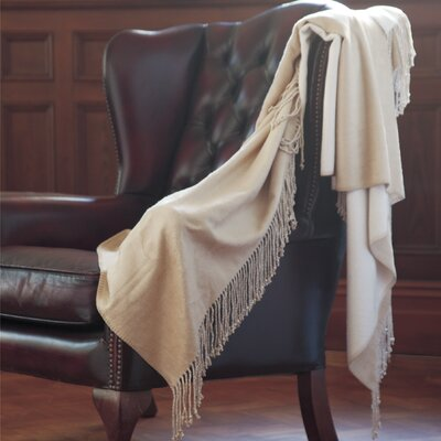 BenchmarkBrands Bamboo Throw