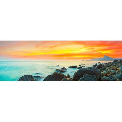 Innova Rocky Shores Tempered Glass Photographic Print