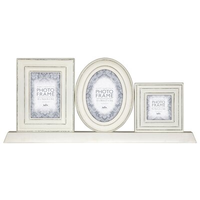 Innova Casa Plinth 3 Opening Picture Frame