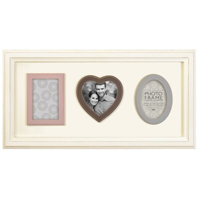 Innova Madeira 3 Opening MDF Panel Picture Frame