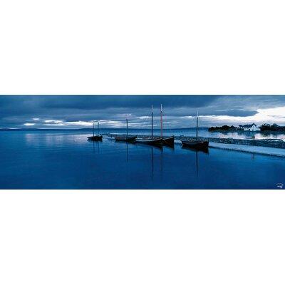 Innova Coastal Views Connemara Ireland by Philip Plisson Tempered Glass Photographic Print