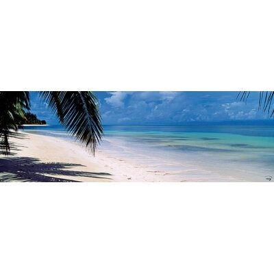 Innova Coastal Views Seychelles by Philip Plisson Tempered Glass Photographic Print