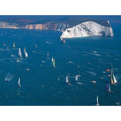 Innova Coastal Views Cowes Week Regatta by Philip Plisson Photographic Print