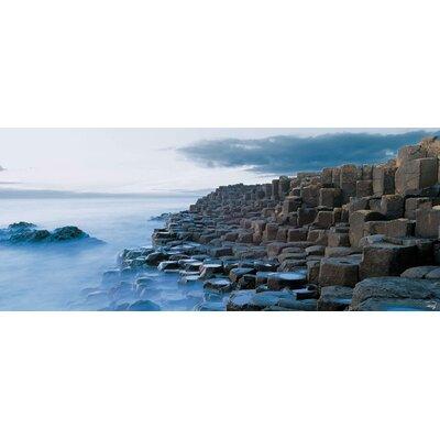 Innova Coastal Views Giant's Causeway by Philip Plisson Tempered Glass Photographic Print